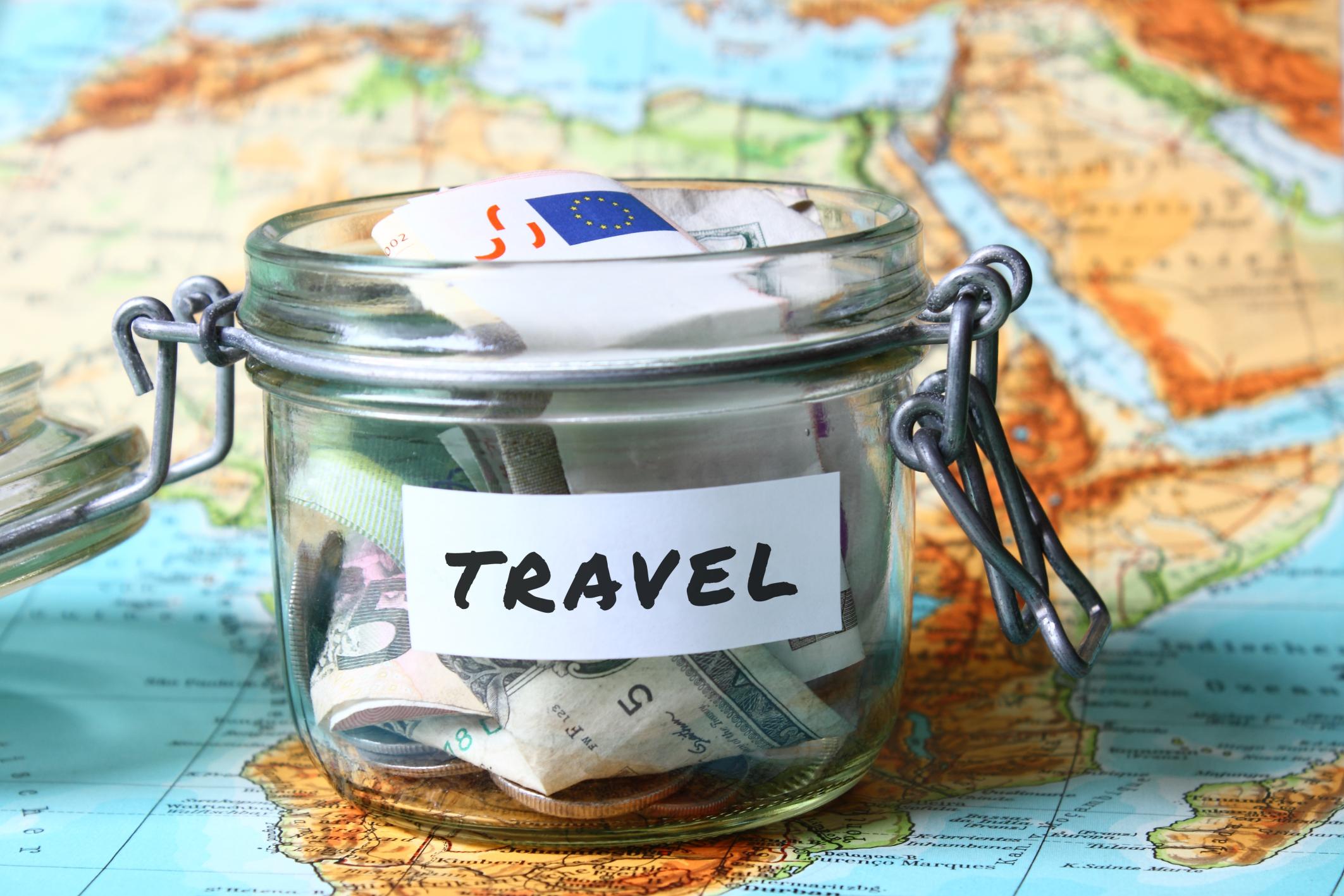 Novac za putovanje