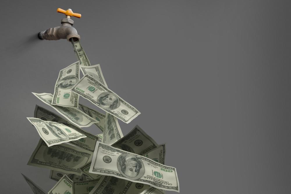 ustedite novac